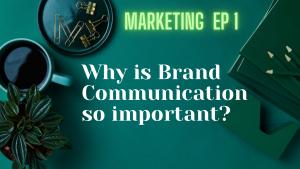 Read more about the article การสื่อสารเพื่อสร้างตราผลิตภัณฑ์มีความสำคัญอย่างไร
