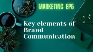 Read more about the article องค์ประกอบของการสื่อสารเพื่อการสร้างตราผลิตภัณฑ์ที่ประสบความสำเร็จ
